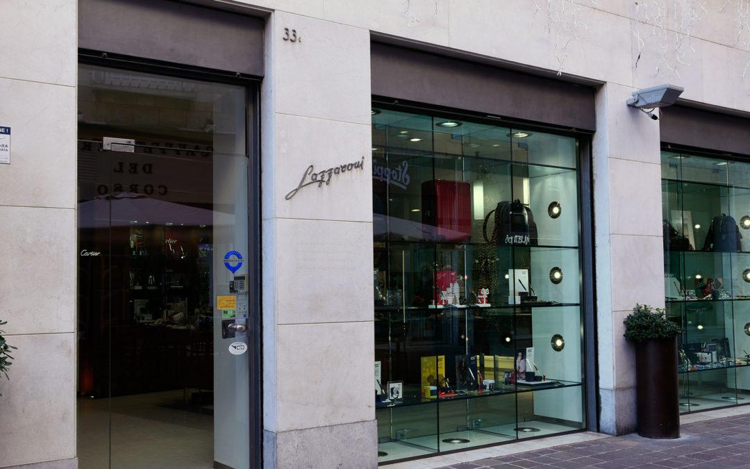 Inaugurazione del nuovo Shop in Shop Montblanc