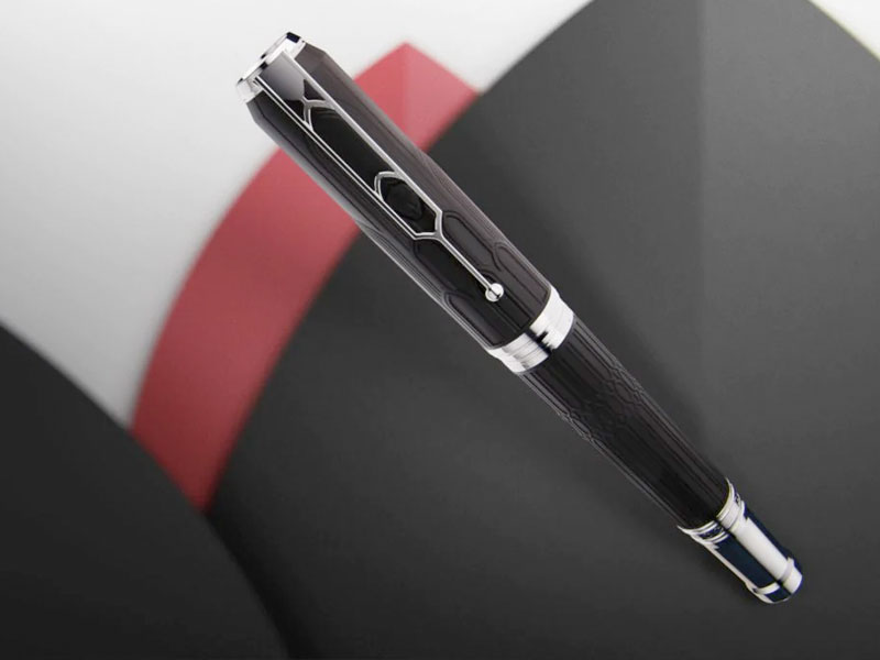 Nuova Writers Edition Montblanc: omaggio a Victor Hugo