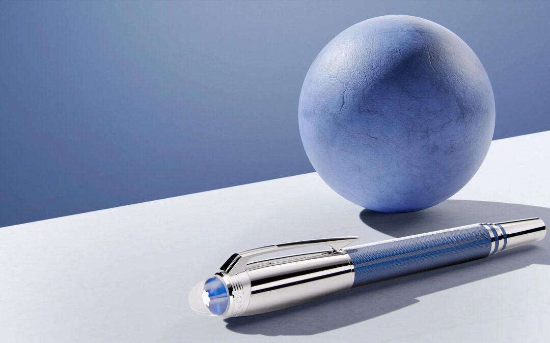 Collezione Montblanc StarWalker blue