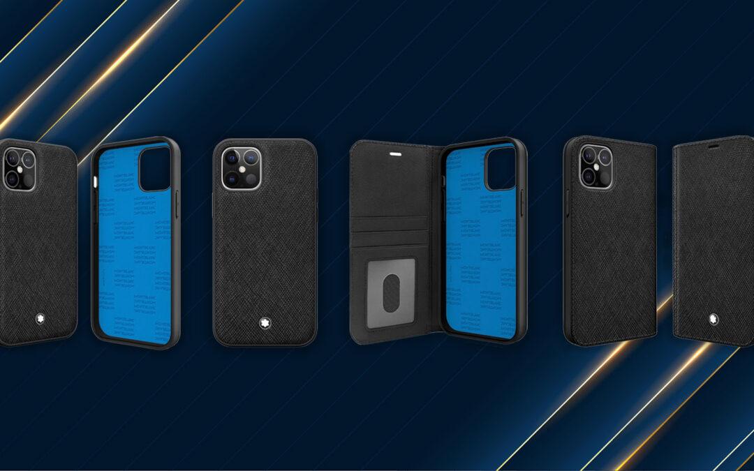 Nuove cover iPhone Montblanc: scopri le novità di lusso